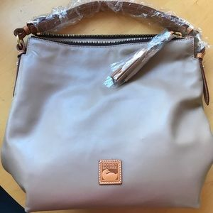 NWT Leather Dooney & Bourke Bag & Wallet